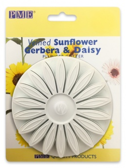 Veined Sunflower Daisy Gerbera Cutter